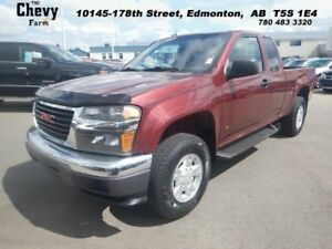 2008 GMC Canyon SLE 4WD  Air Conditioning