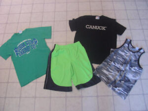 Boys clothes – size 12/14
