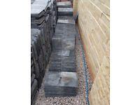 Reclaimed Welsh roofing slate