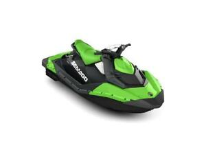 New 2016 Sea Doo Spark 2-up ibr/ho