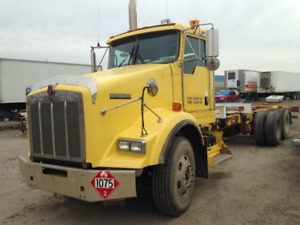"2008 Kenworth Cab and Chassis ""New CVIP & Turbo"" Ready to go!!"