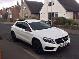 2016 Mercedes-Benz GLA 220d 4Matic AMG Line 5dr [Premium+GLA 45 Body Kit] £25,000