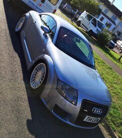 Audi TT mk1 modified 270bhp