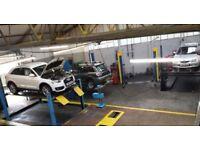 Established Car Garage MOT Business For Sale - Excellent Area - Huge Turn Over Profit - Cheap Rent