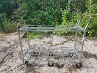 Medium 'U' Bolt Trolley, Great Condition, Ideal for Your Needs. Cheapest Available on Gumtree.