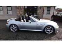 BMW Z3 sports convertible for sale