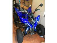 Yamaha Raptor 250R Quad Bike
