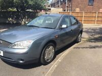 Ford Mondeo 1.8LX 2001