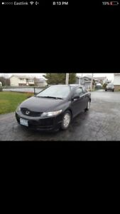 2009 Honda Civic Coupe - LOW KMS!