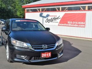 2015 Honda Accord Touring 4dr Sedan