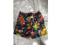 Ralph lauren boys swimming shorts new with tag