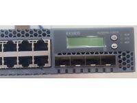 Juniper Switch/EX3300 24 Port BaseT w/4 SFP+ - Network switch for sale