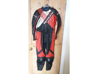 Lovely motorbike leathers! Size 38 (worn when size 8-10). £110 ono.