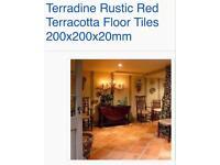 Rustic Terracotta Stone Tiles