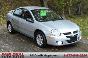 2004 Dodge SX 2.0 SALE PRICE $3800 Tax Incl. With 1YR Warranty