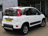 2014 Fiat Panda 0.9 TwinAir [85] 4x4 5 door Petrol Hatchback