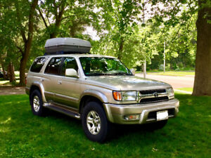 2002 Toyota 4Runner Limited SUV, Crossover