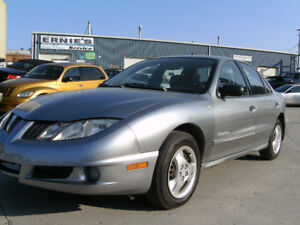 2003 Pontiac Sunfire only 87,000 kms