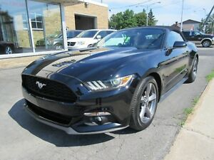 2016 Ford Mustang CONVERTIBLE V6 **CUIR**