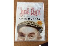 Chic Murray DVD,s for sale