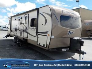 2018 Flagstaff by Forest River 27BEWS -