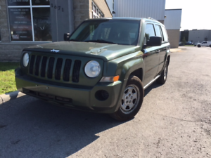 2008 Jeep Patriot Sport - COLD A/C! POWER GROUP, CD!