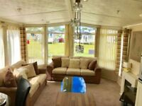 🌟🌟MODERN DG & CH STATIC CARAVAN STUNNING SEA VIEW LOCATION WITH 2017 FEES INC PAYMENT OPTION🌟🌟