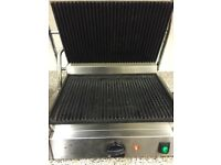 Commercial grade panini / grill