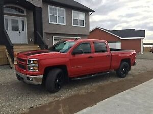 2015 Chevrolet Silverado 1500 LT RALLY EDITION Pickup Truck