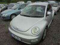 Volkswagen Beetle 1.6 (silver) 2001