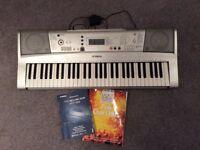 Yamaha Electonic Keyboard - PSR E303