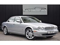 Jaguar XJ XJ6 3.0 V6 Sovereign *Ivory Leather + High Specification*