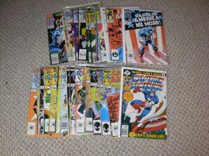 Captain America Volume 1 Comics