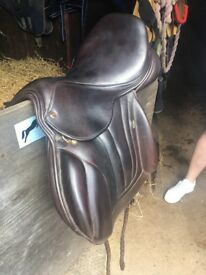 17.5 Ideal Monoflap Saddle