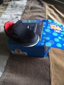 Baby sketcher shoes