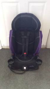 Evenflo car seat / booster