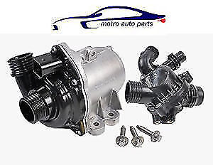 NEW WATER PUMP & THERMOSTAT BMW X3 2011 TO 2015