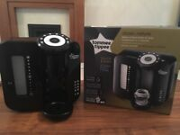 Tommee Tippee Perfect Prep Machine in Black excellent condition