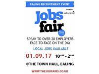 Ealing Jobs Fair