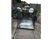 Dog cage/ex large