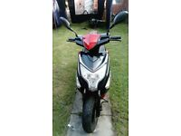 x2 (TWO) Lexmoto Echos 50cc - one CAT c used for spares, one running