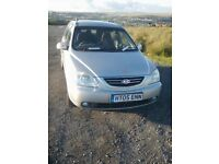 Nice lovely kia carens cheap to run SWAPS 7 seater or car