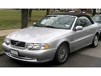 Volvo c70 spares or repairs project