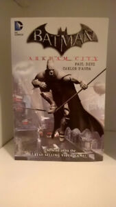 Batman Arkham City comic