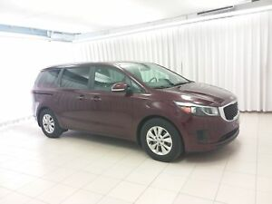 2017 Kia Sedona LX MINIVAN 8PASS w/ BACKUP CAMERA, BLUETOOTH, AL
