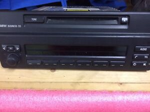 Bmw x5 radio and cd unit from 2002