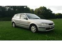 Mazda 323F 1.3 LXi Estate one former owner very clean car..