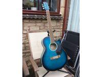 SWIFT cut away Acoustic Guitar- Looks Great