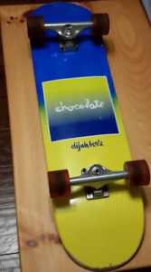 Chocolate skateboard $100