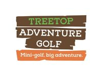 Team Member | Adventurista at Treetop Adventure Golf